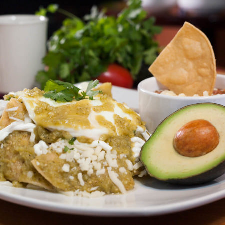 Image of Chilaquiles Verdes
